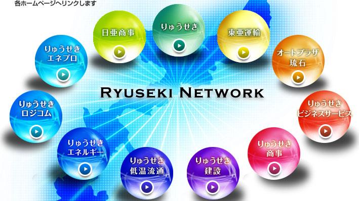 りゅうせきネットワーク